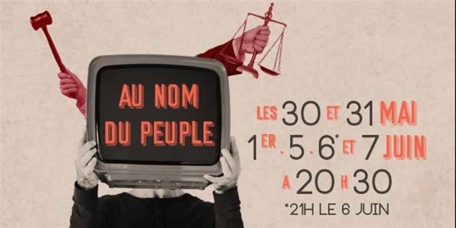 Au nom du peuple-30/05/2019 - IREPScènes
