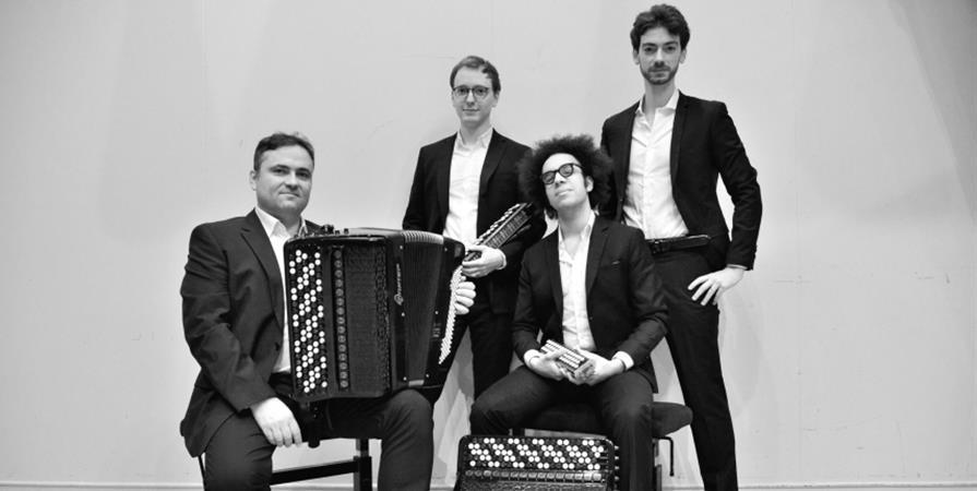 Concert d'accordéons - Les amis de la musique en Charolais, Brionnais, Bourbonnais