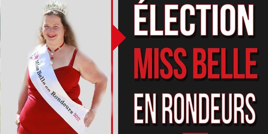ÉLECTION MISS BELLE EN RONDEURS 2018 - Fédération Nationale Belle en Rondeurs