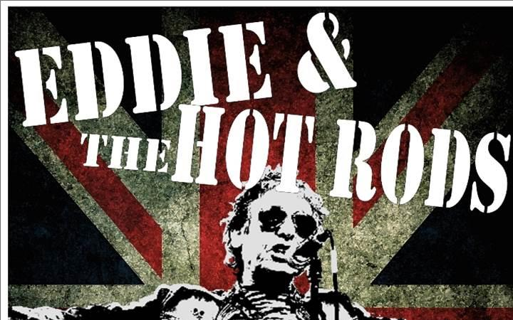 EDDIE & THE HOT RODS - VOXTOUR'S DECIBEL
