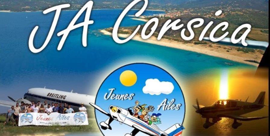 JA Corsica 28-29-30 Juin 2019 - Association Jeunes Ailes