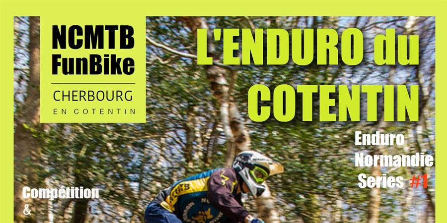 Enduro du cotentin 2019 - Nord Cotentin MounTain Bike