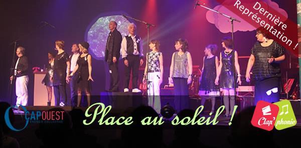 Place au Soleil ! (Dernière représentation) - Clap'phonie