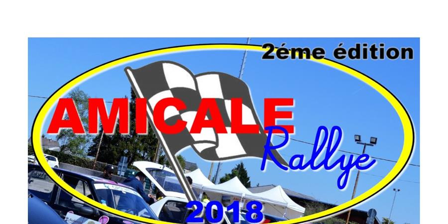 AMICALE RALLYE  - amicale 205 passion
