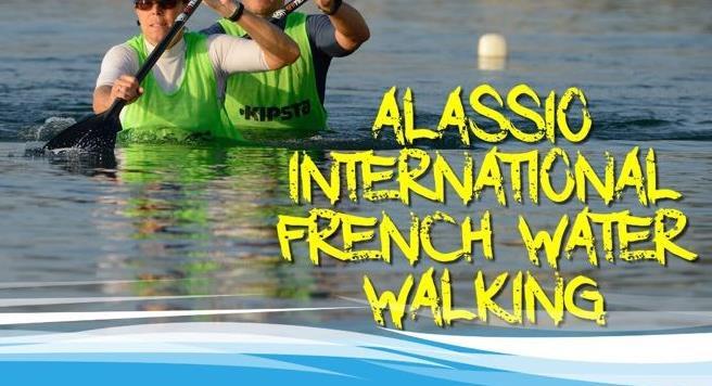 ALASSIO INTERNATIONAL FRENCH WATER WALKING - 20-21 octobre 2018 - LONGE COTE MEDITERRANEE - INTERNATIONAL FRENCH WATERWALKING