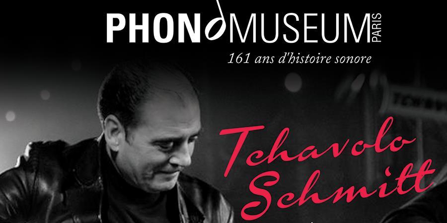 Tchavolo Schmitt : concert de soutien au PHONO Museum Paris - phonoplanete