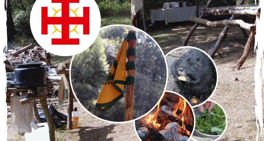 Camp Aventure - Compagnie de la Sainte-Croix
