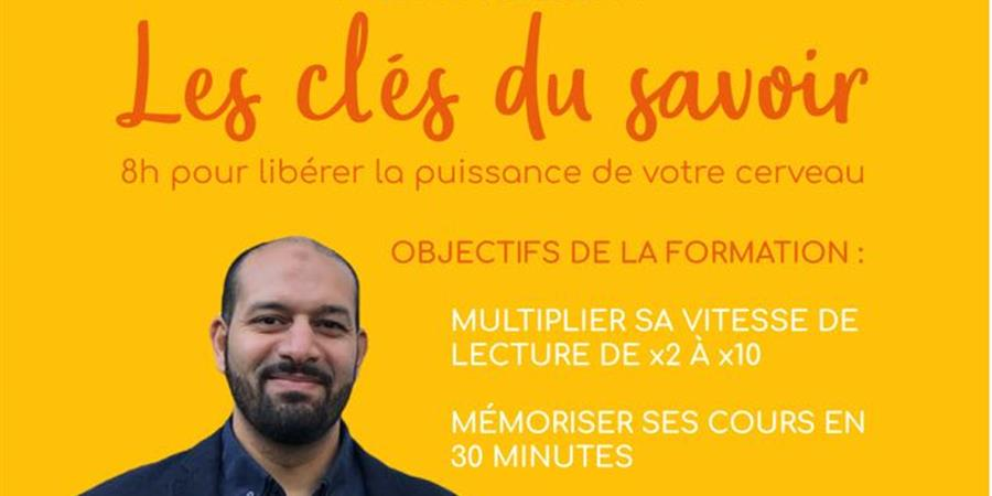"""Formation """"Les clés du savoir"""" - Collectif Effica-Cité"""