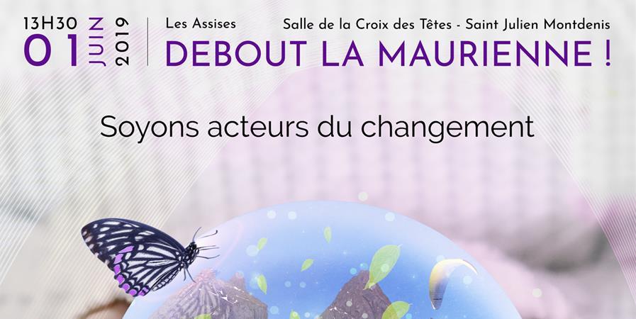 Assises Debout la Maurienne ! - Association Maurienne TV