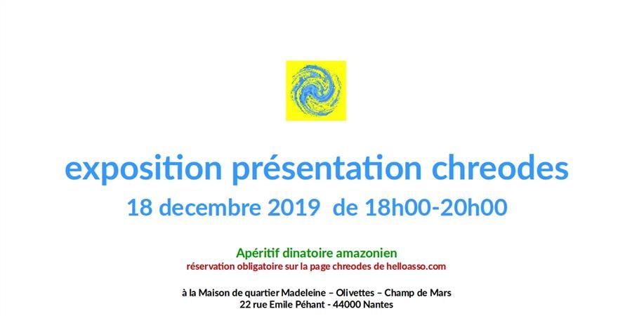 soirée 18 decembre 2019 chreodes - chreodes