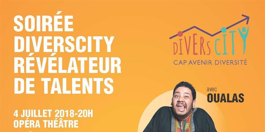 DIVERS-CITY 2018 - Cap Avenir Diversité