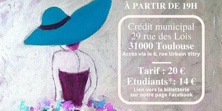 Rotaract Runway - Défilé caritatif - Rotaract Toulouse International