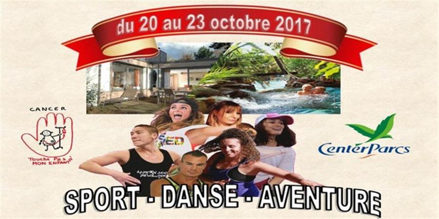Sport Danse Aventure Center Parcs - Move yu'r Body
