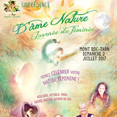 D'âme nature - Journée du féminin 2017 - Plante et Planète