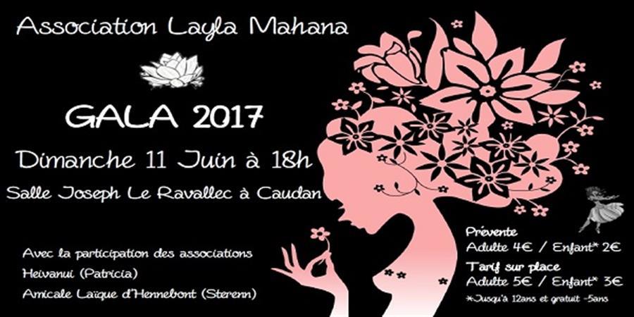 Gala Layla Mahana 2017 - LAYLA MAHANA