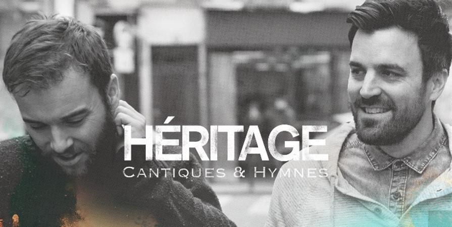 Concert HERITAGE - 10 Novembre 2019 - Eglise Réformée Evangélique de Toulouse