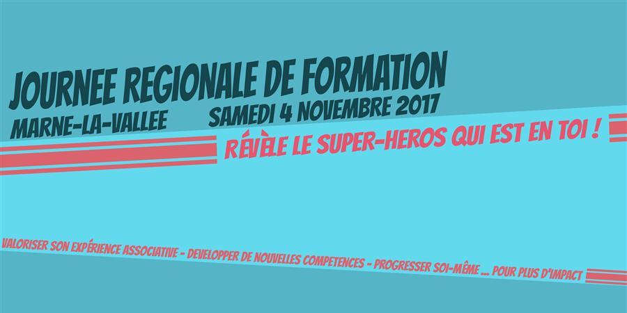 Journée Régionale de Formation - Jeune Chambre Economique de Marne La Vallée
