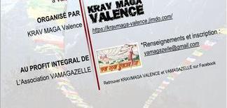 Aprés-midi Krav Maga'zelle  - Vamagazelle