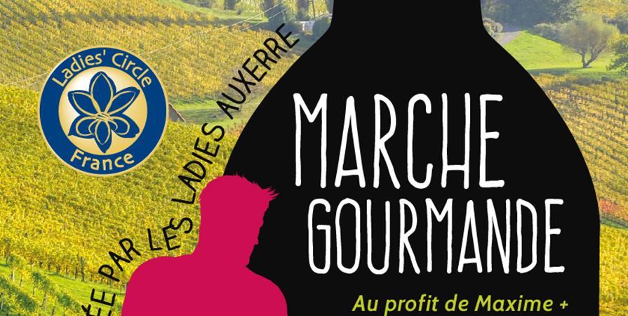 Marche Gourmande - LADIES' CIRCLE AUXERRE