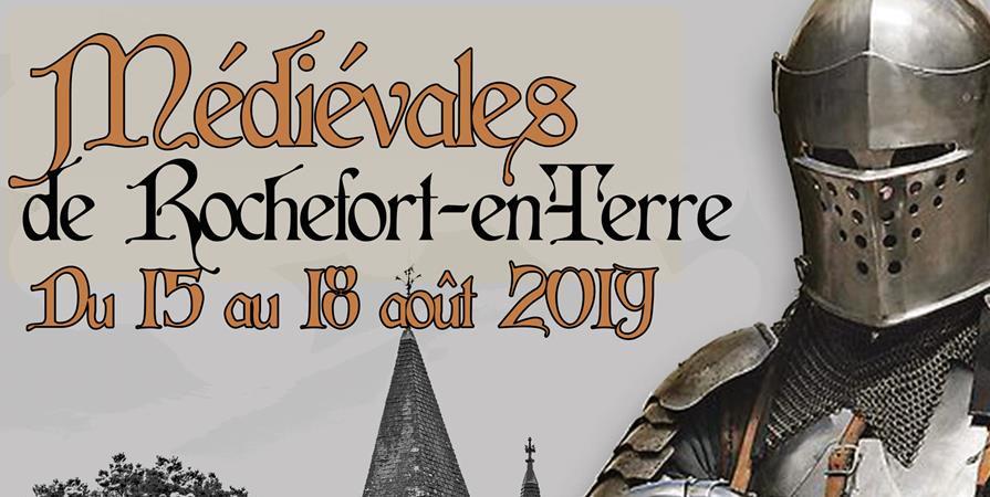 PASS journée du 15 août 2019 - Médiévales 2019 - Rochefort en fête
