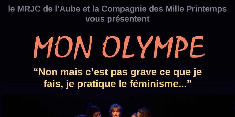 Mon Olympe à Troyes - MRJC Aube