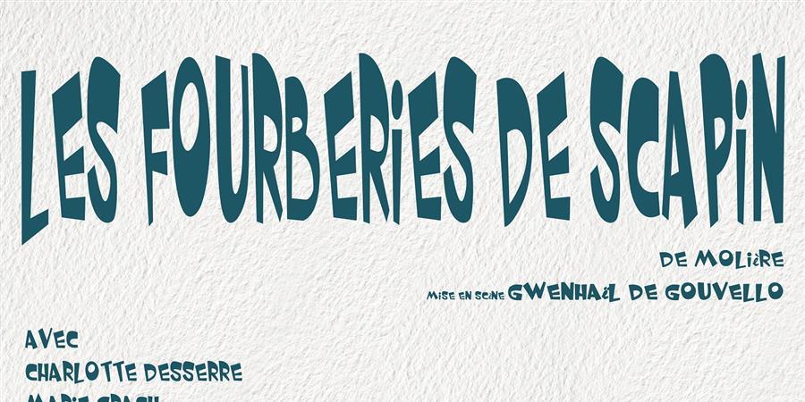 Les Fourberies de Scapin - le 28/07/18 - Festival des Parenthèses de Pornic - La Compagnie du Catogan