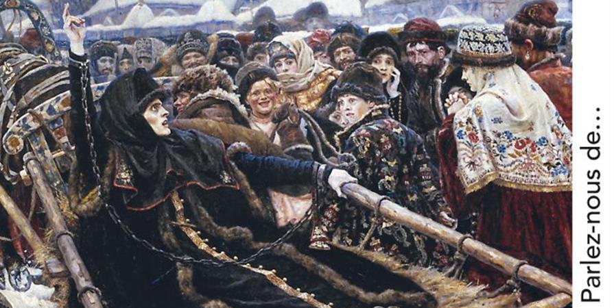 Visite guidée de l'exposition « Les Vieux-Croyants russes » - ASSOCIATION PROJET RUSSE