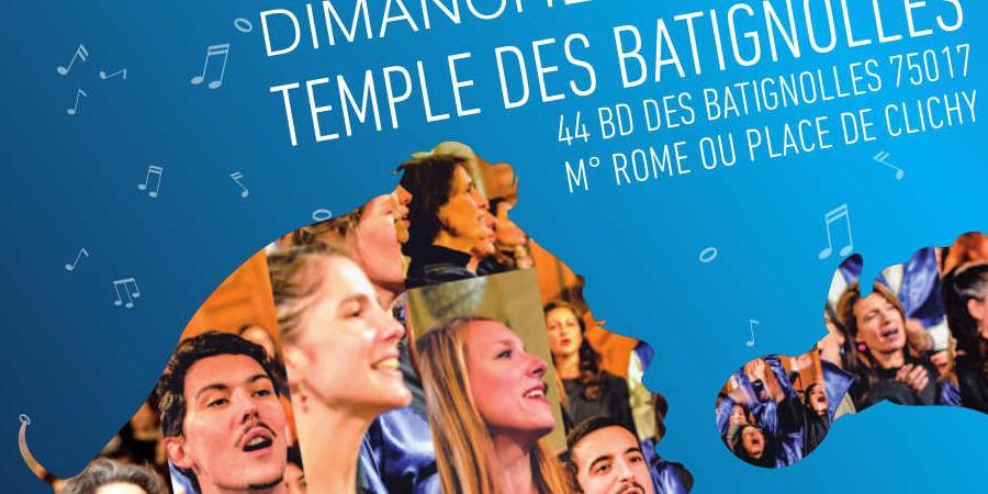 Concert Spirituals et Gospel à Paris - Dimanche 27 janvier 2019 à 18h - The Voice of Freedom