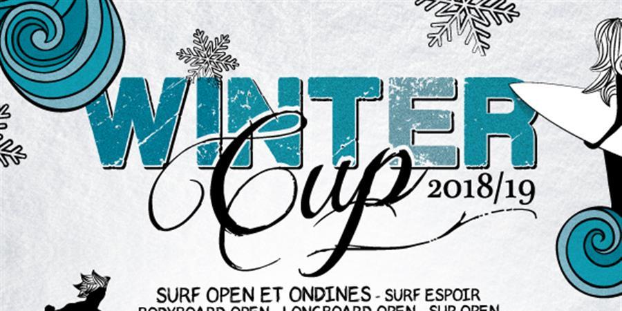 WINTER CUP 2018/2019 n°2 - Comité Charente-Maritime de Surf