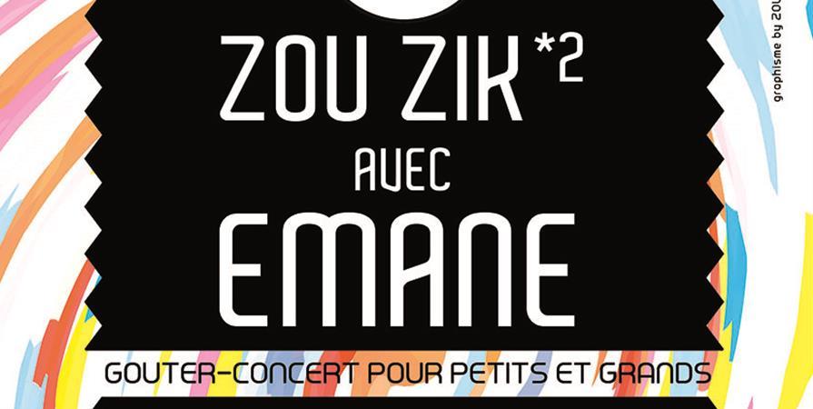 ZOU ZIK 2 avec Emane - ZOU