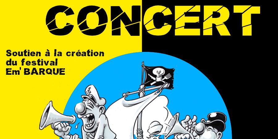Concert Reggae Dub 18-05 - Em'Barque