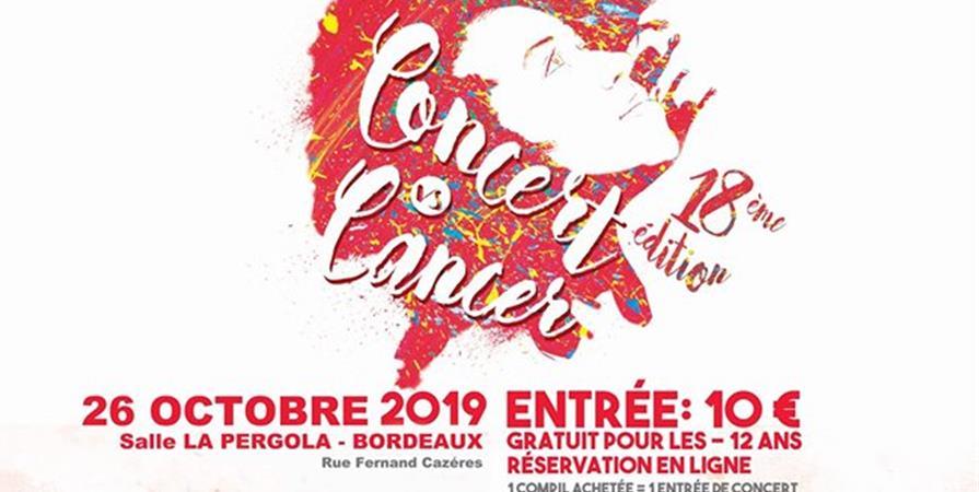 Concert vs cancer #2 - Octobre Rose - Label Composit-music