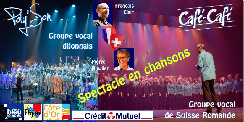 Spectacle en chansons ! - Poly'Son