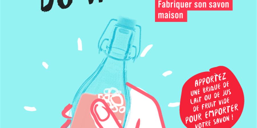 Atelier DIY - Savon en saponification à froid - Zéro Déchet Lyon