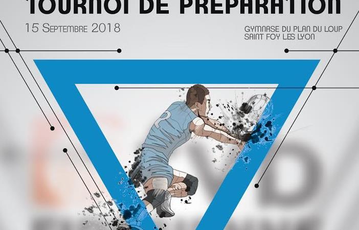 Tournoi de préparation 2018-2019 - Fidésienne Volley-Ball