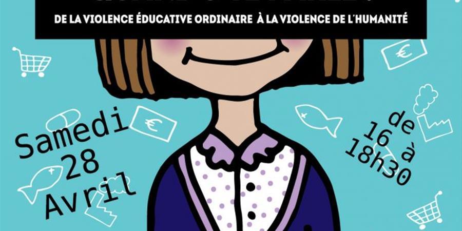 Conférence gesticulée : Baisse les yeux quand j'te parle... par Camille Pasquier - L'Atelier des Possibles