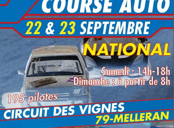 Championnat National Poursuite sur Terre Ufolep - Ufolep des Deux-Sèvres