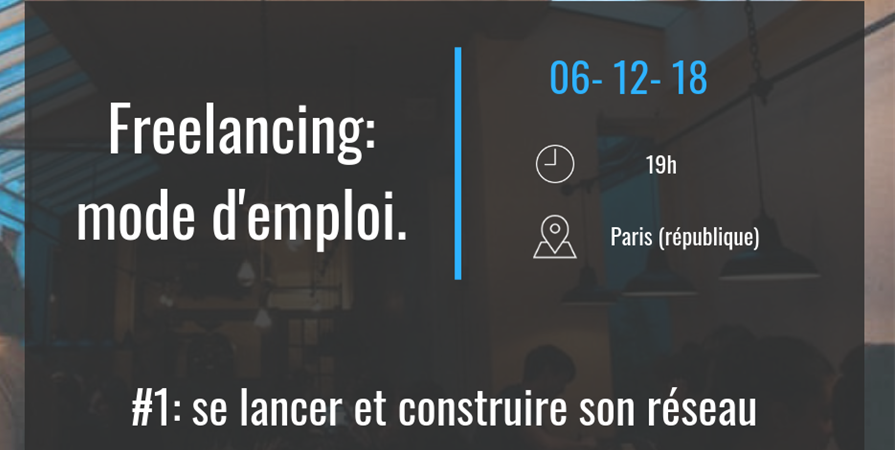 RMGE Consulting : #1, Le Freelancing, mode d'emploi - RMGE