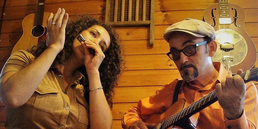 Sweet Marta and Johnny Big Stone - ACCORDS MJC