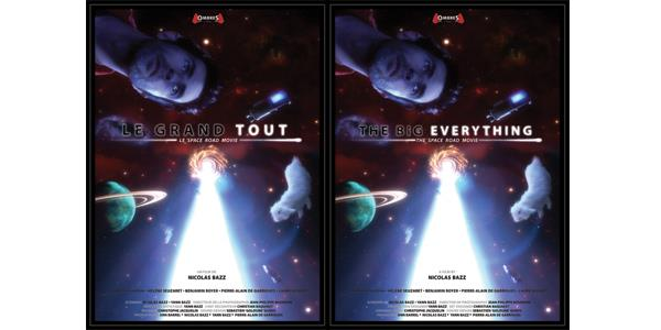 (Movie Nights #3) Le Grand Tout / The Big Everything – N. Bazz MAR 4 DEC 19h - TMLP Ciné Xanadu