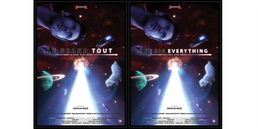 (Movie Nights #3) Le Grand Tout / The Big Everything – N. Bazz MAR 4 DEC 19h - TMLP Ciné Xanadu