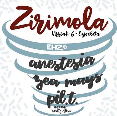 ZIRIMOLA #1 - Euskal Herria Zuzenean