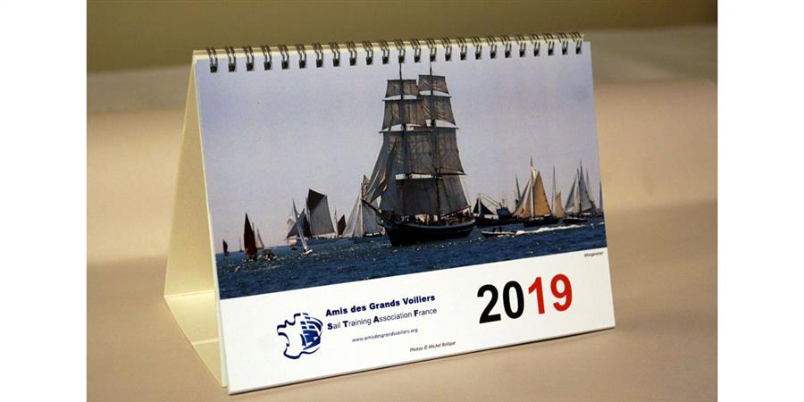 Agenda 2019 - AMIS DES GRANDS VOILIERS - SAIL TRAINING ASSOCIATION FRANCE
