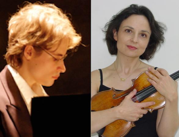 Sonates de J.S. Bach - Agnès Sulem (Violon) et Honoré Bejin (Orgue) - Les Journées de Pont ar Gler