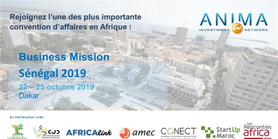Business Mission Sénégal 2019 - ANIMA Investment Network