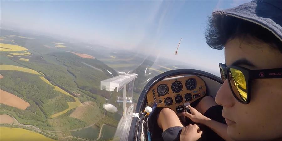 Nos offres pour voler en planeur - Aéro Club Chambley