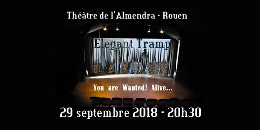 Elegant Tramp en concert au Théâtre de l'Almendra 29/09 - TRAMP Production