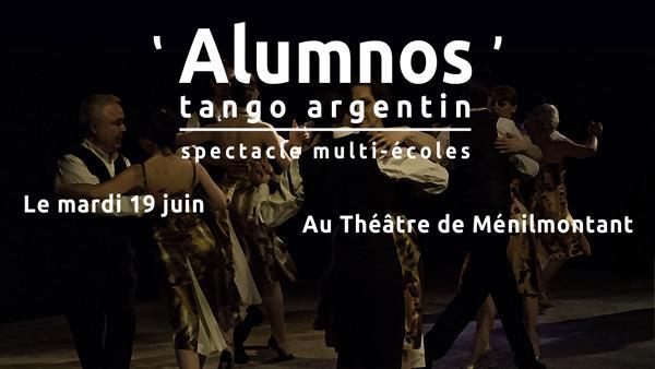 Alumnos - Tango Unione