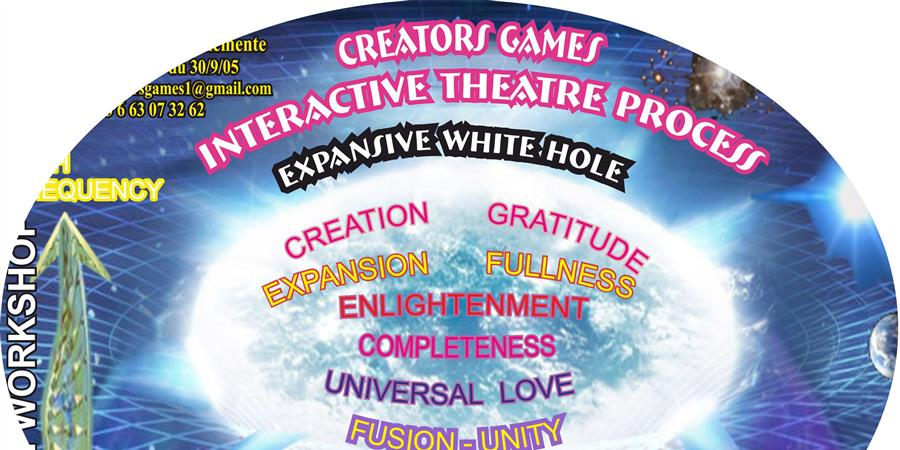 Creators Game in Berlin, from Friday 29 november to 1 decembre - Creators games
