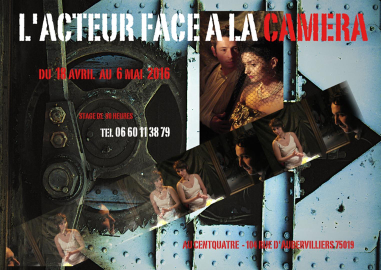 Stage: L'Acteur face à la Caméra - Cie Avril Enchanté